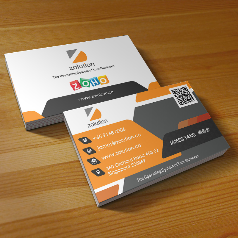 Name Card Printing in Singapore